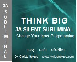 Think Big 3A Silent Subliminal