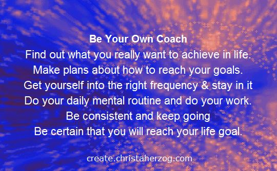 be-your-own-coach