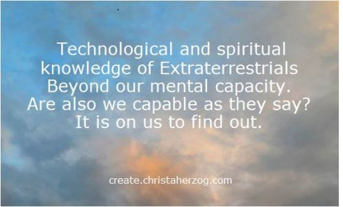 Technological and spiritual development of ets