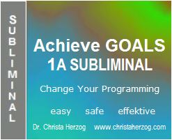 achieve goals 1a subliminal