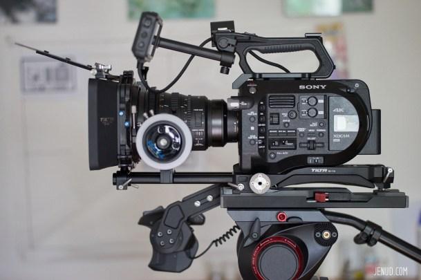 Die Kamera :-)
