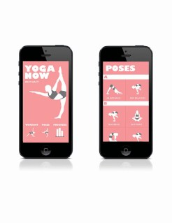 Web Design II (Yoga Now App)