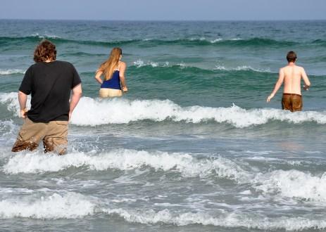 Beach in