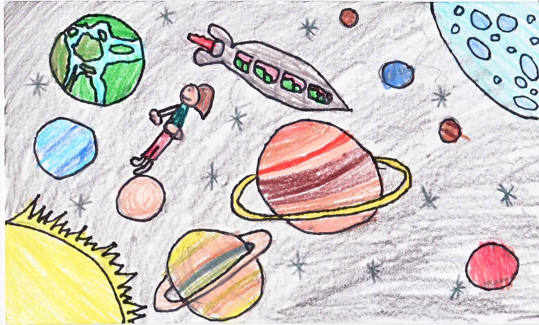kids drawings create amaze