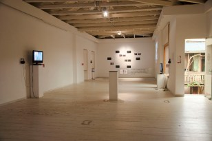 thesis @ metamatic taf | photo by marios gampierakis | Molleindustria: a selection of games |general view