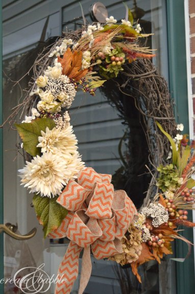 how-to-make-fall-wreath