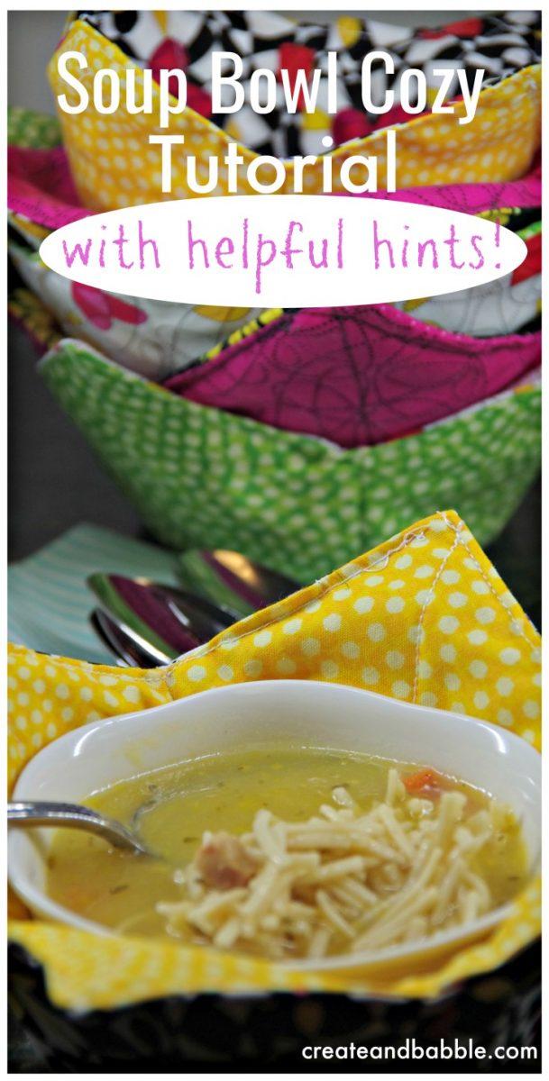 microwaveable soup bowl pot holder
