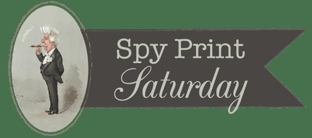 Spy Print Saturday