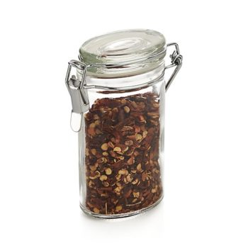 Crate And Barrel Oval Spice Jars
