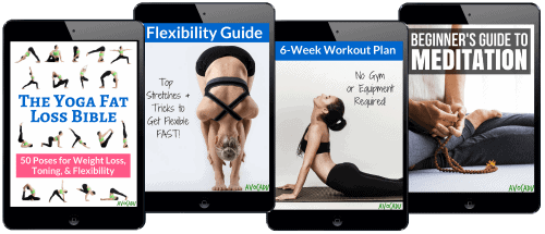 Yoga Fat Loss Bible by Avocadu
