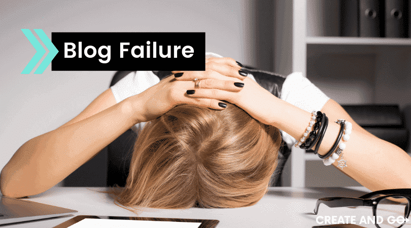 Why Our First Blog Failed   Prevent It From Happening to YOU!