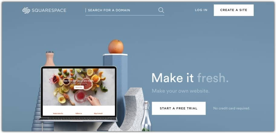 Squarespace is one of the best blogging platforms to make money