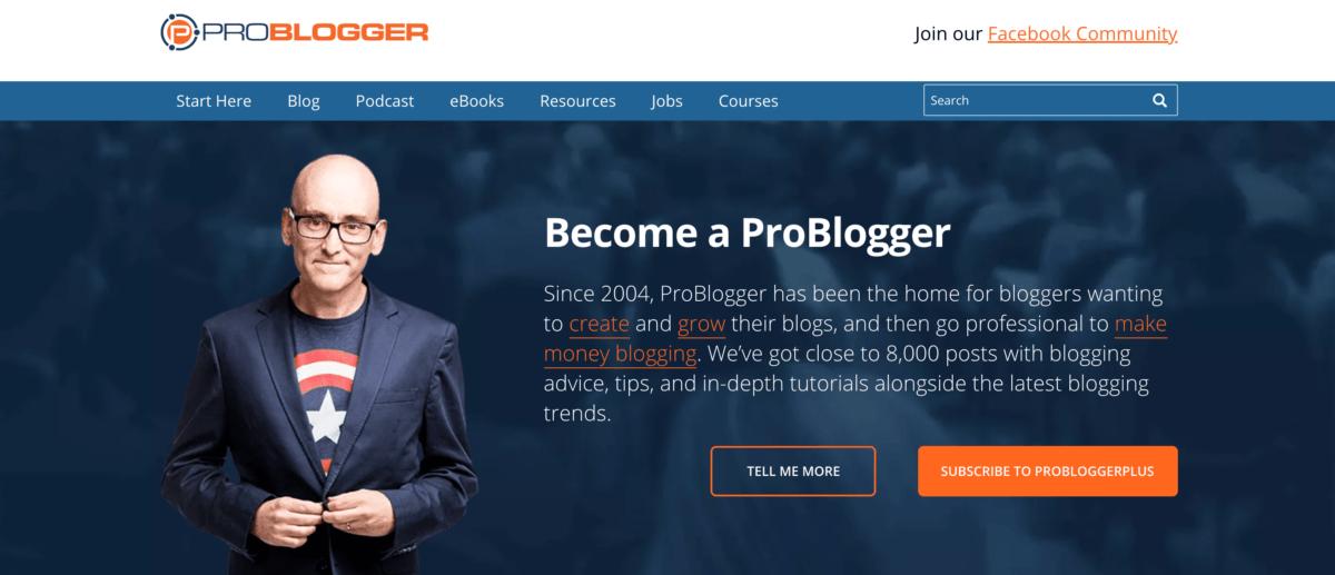 darren rowse pro blogger