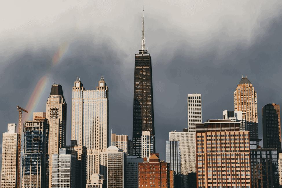 pexels free stock image rainbow city