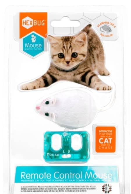hexbug remote control cat toy