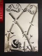 Sumi Painting by Gabriel