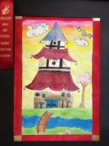 Pagoda by Megan
