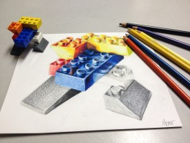 Lego Drawing