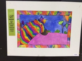 Fauvism Art Lesson for kids