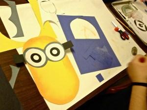 Minion Mania Create your own Minion
