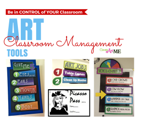 Art Classroom Management Tools