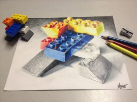 MEAST Lego Drawing