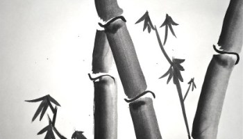 Sumi-e Painting Scroll Project - Create Art with ME