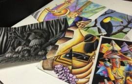 Preparing Art Portfolios for College
