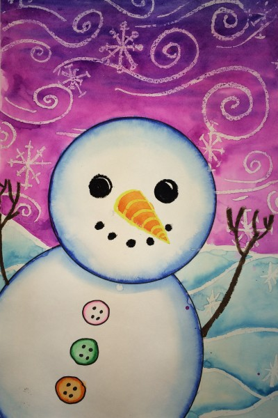 Snowman painting create art with me for How to paint snowmen