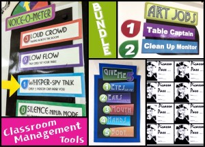 BUNDLED Classroom Management Tools