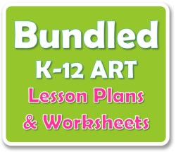 Bundled Lesson Plans & Worksheets