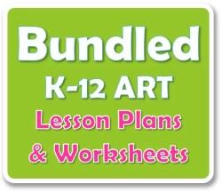 Bundled Lesson Plans & Worksheets