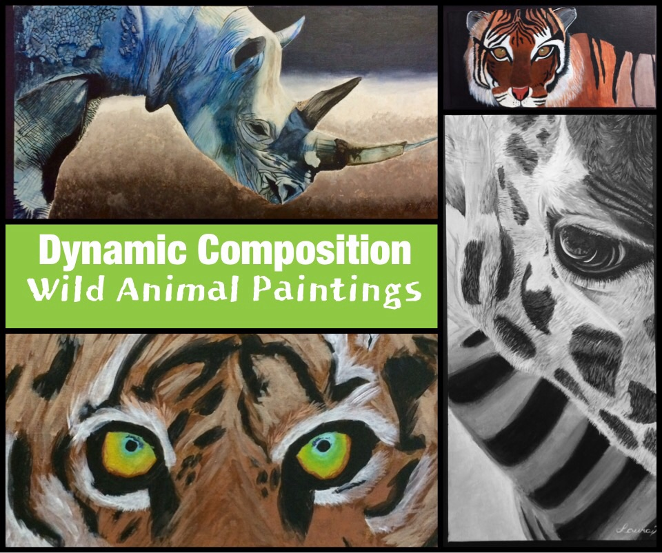 4 Main Concepts To Teach Art Composition Create Art With Me