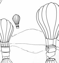 Hot Air Balloon Rhythm [ 2024 x 3036 Pixel ]