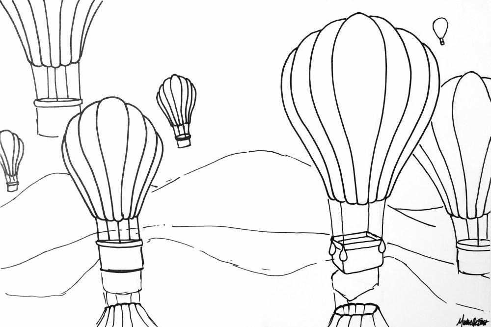 medium resolution of Hot Air Balloon Rhythm