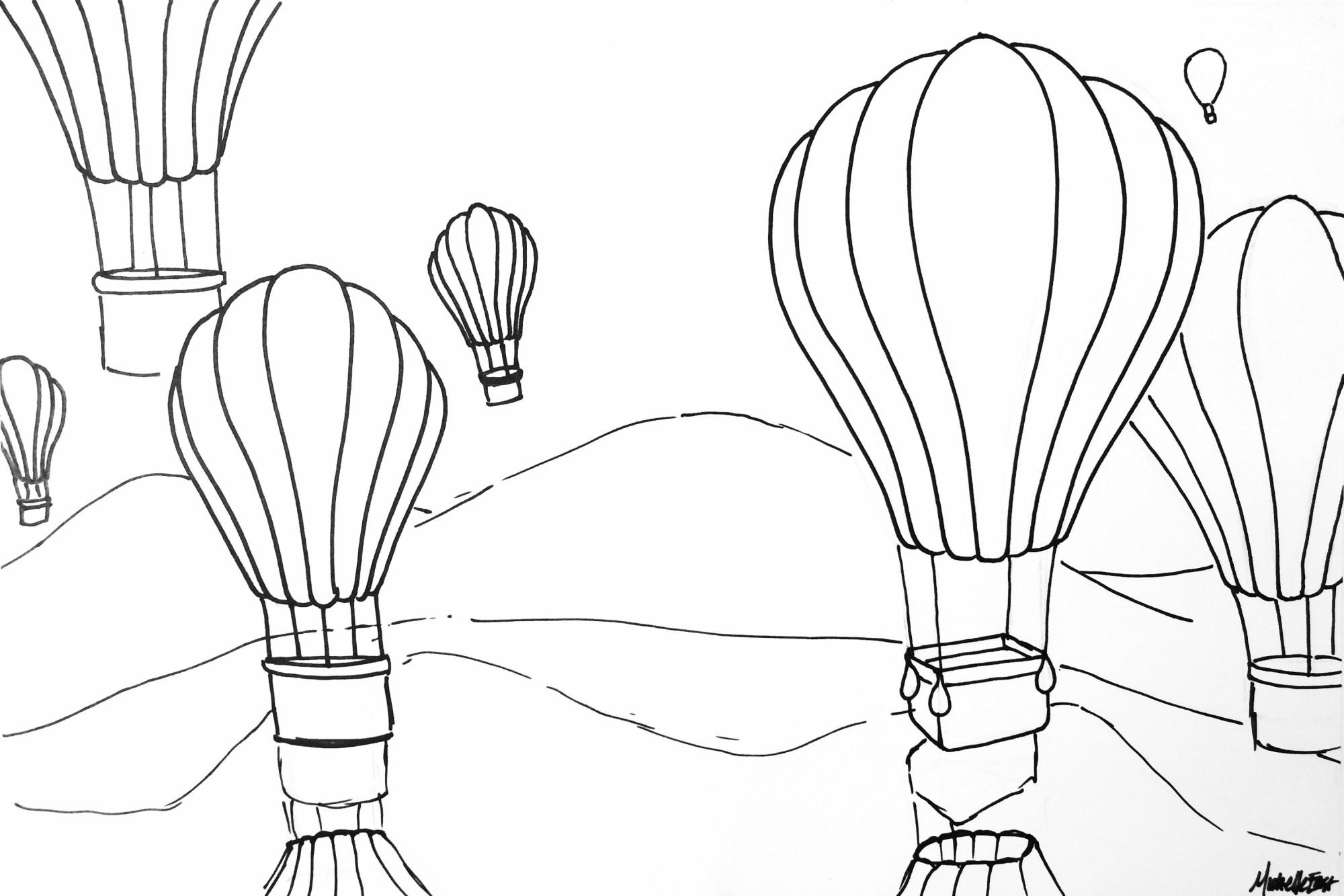 hight resolution of Hot Air Balloon Rhythm