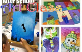 After School Art class lesson ideas