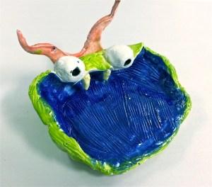 Pinch Pot Creature
