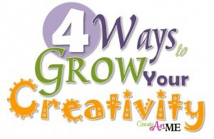 4 ways to grow your creativity header