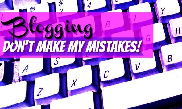 Blogging Mistakes start an art teacher blog