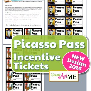 Picasso Pass Incentive Tickets 2016