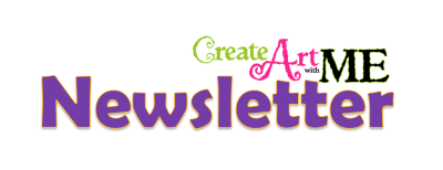Create art with ME newsletter