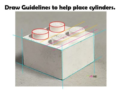 Lego Guidelines for Cylinders