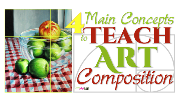 Teach Art Composition Lesson