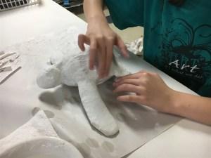 Oaxaca Alebrijes Animal Sculpture Lesson
