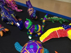 Oaxaca Alebrijes Animal Sculpture Lesson