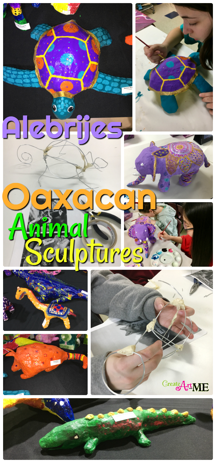 Oaxacan Animal Sculpture