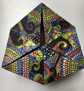 Flextangle STEAM Art Project