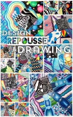 Design Principles Metal Repousse and Drawing