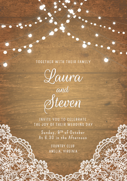 Create Your Own Invitation Card